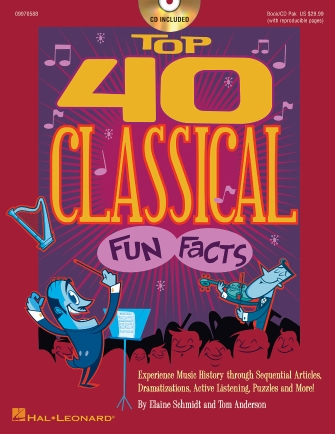 Product Cover for Top 40 Classical Fun Facts