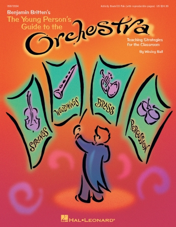 Product Cover for The Young Person's Guide to the Orchestra