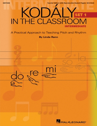 Product Cover for Kodaly in the Classroom – Intermediate (Set I)