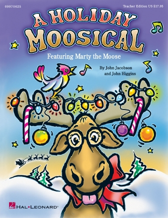 Product Cover for Holiday Moosical, A