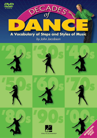 Product Cover for Decades of Dance