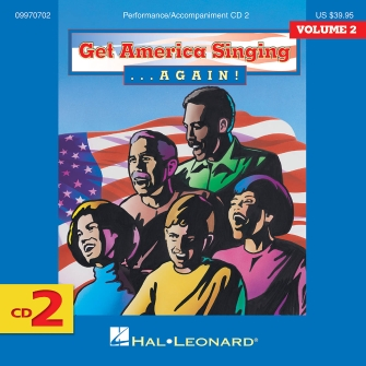 Product Cover for Get America Singing Again Vol 2 CD Two