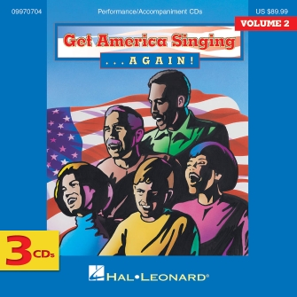 Product Cover for Get America Singing Again Vol 2 Complete 3-CD Set