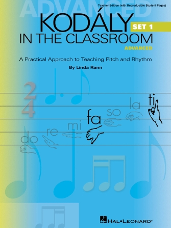 Product Cover for Kodaly in the Classroom - Advanced Set 1