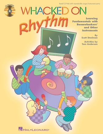 Product Cover for Whacked on Rhythm