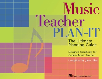Product Cover for Music Teacher Plan-It