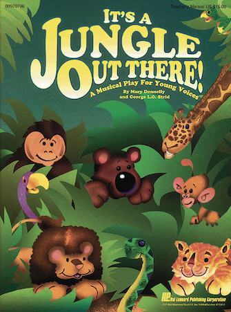Product Cover for It's a Jungle Out There (Musical)