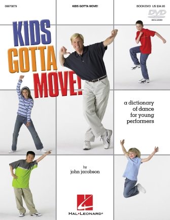 Product Cover for Kids Gotta Move! (Resource)