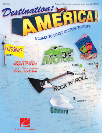 Product Cover for Destination: America!