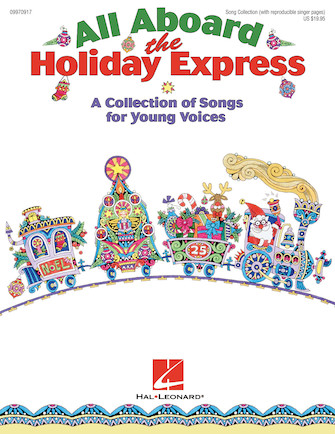 Product Cover for All Aboard the Holiday Express