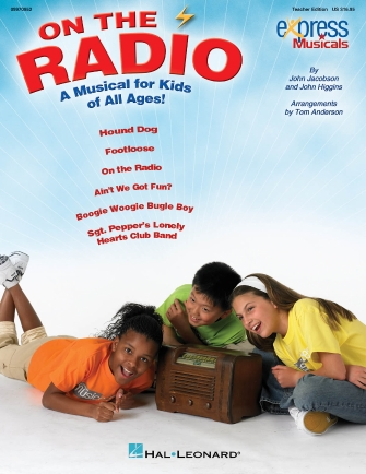 Product Cover for On the Radio
