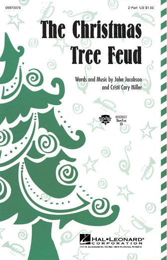 Product Cover for The Christmas Tree Feud
