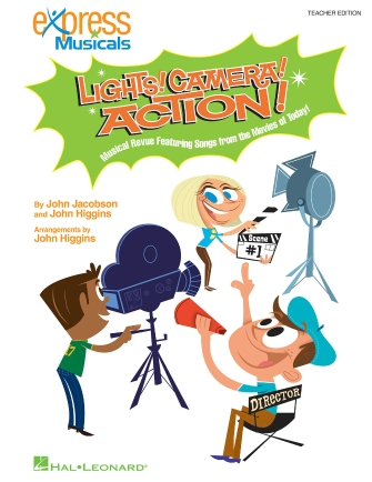 Product Cover for Lights! Camera! Action!