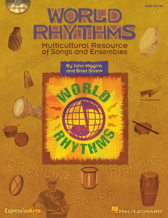 Product Cover for World Rhythms