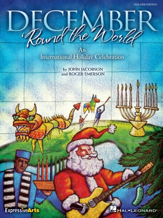 Product Cover for December 'Round the World