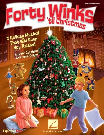 Product Cover for Forty Winks 'Til Christmas