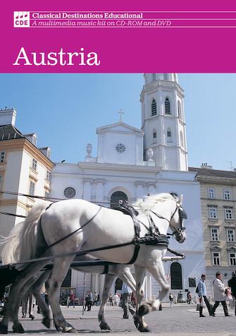 Product Cover for Classical Destinations: Austria