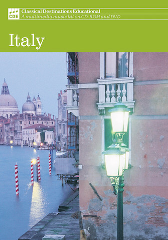 Product Cover for Classical Destinations: Italy