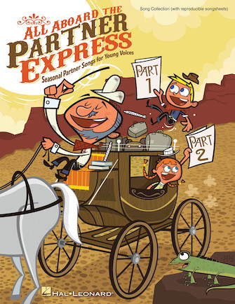 Product Cover for All Aboard the Partner Express