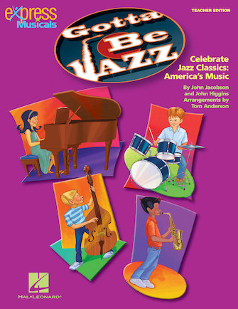 Product Cover for Gotta Be Jazz