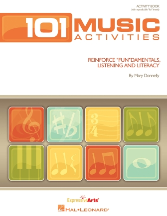 Product Cover for 101 Music Activities