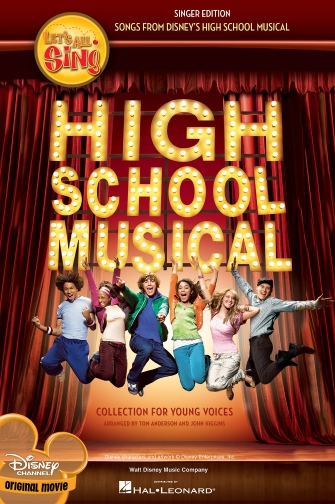 Product Cover for Let's All Sing Songs from Disney's High School Musical