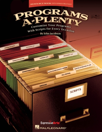 Product Cover for Programs A-Plenty