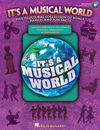 Product Cover for It's a Musical World