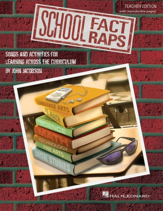 Product Cover for School Fact Raps