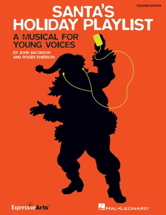 Product Cover for Santa's Holiday Playlist