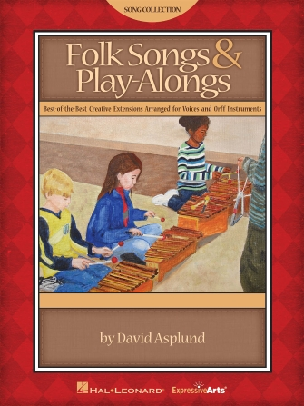 Product Cover for Folk Songs & Play-Alongs