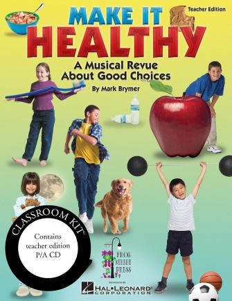 Product Cover for Make It Healthy