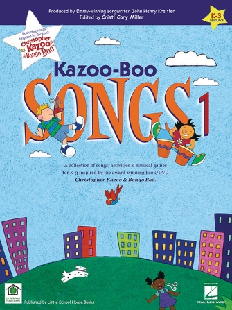 Product Cover for Kazoo-Boo Songs 1 Songbook