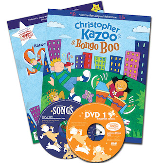 Product Cover for Kazoo-Boo Complete Kit