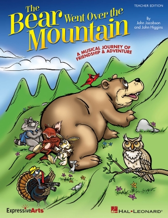 Product Cover for The Bear Went Over the Mountain