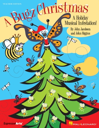 Product Cover for A Bugz Christmas