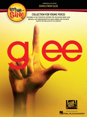 Product Cover for Let's All Sing... Songs from Glee