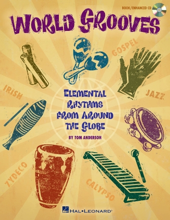 Product Cover for World Grooves