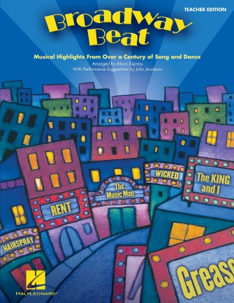 Product Cover for Broadway Beat