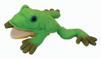 Product Cover for Freddie the Frog Teacher's Puppet
