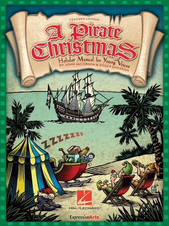 Product Cover for A Pirate Christmas