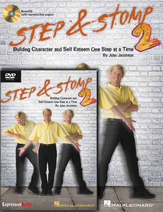 Product Cover for Step & Stomp 2