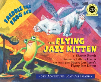 Product Cover for Freddie the Frog and the Flying Jazz Kitten