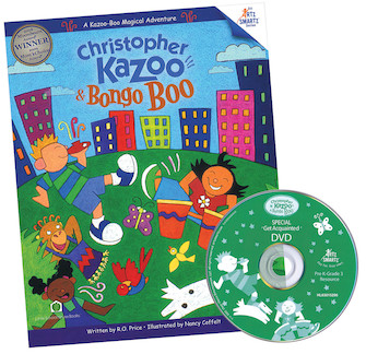 Product Cover for Christopher Kazoo & Bongo Boo – Get Acquainted Offer