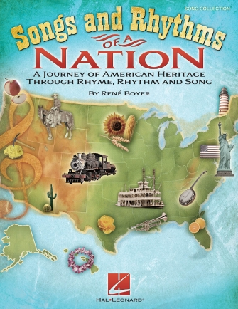 Product Cover for Songs and Rhythms of a Nation