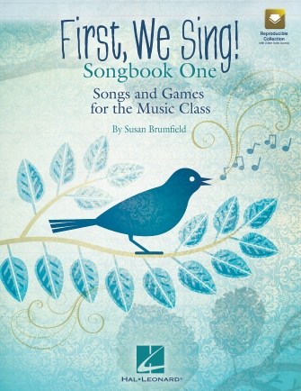 Product Cover for First, We Sing! Songbook One