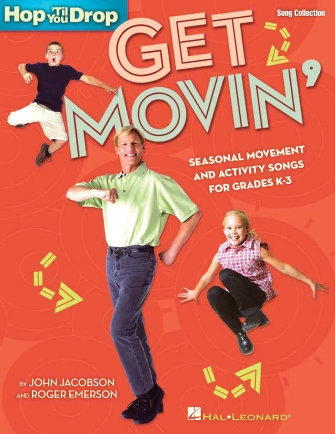 Product Cover for Get Movin'