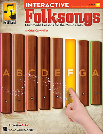 Product Cover for Interactive Folksongs