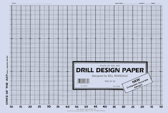 Product Cover for Drill Design Paper