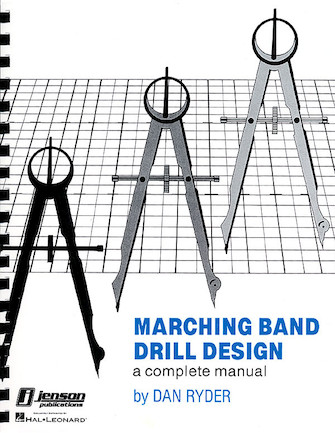 Product Cover for Marching Band Drill Design